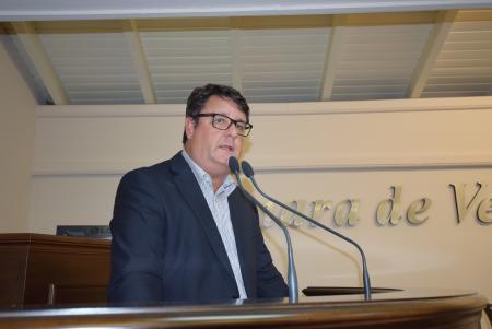 Dr. Ubiratã pede melhorias no loteamento Arend