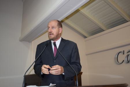 Professor Daniel pede ação no bairro Casagrande