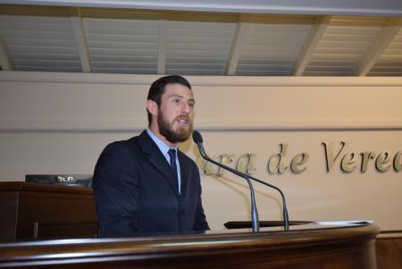 Renan requer ação na Linha Tapera Italiana