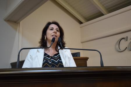 Rosi solicita informações sobre Roteiro Criativo Várzea Grande/Serra Grande