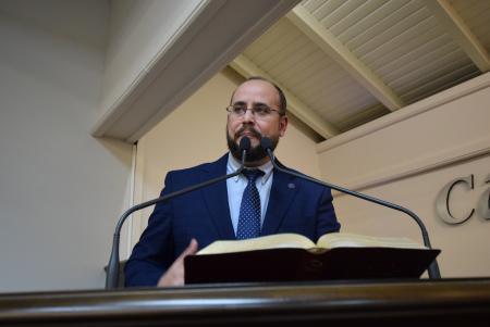 Sociedade Bíblica do Brasil recebe Moção de Aplausos